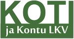 Koti ja Kontu logo